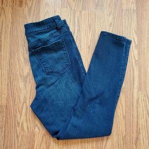EUNINA   ERICA Super High Rise Skinny Jeans